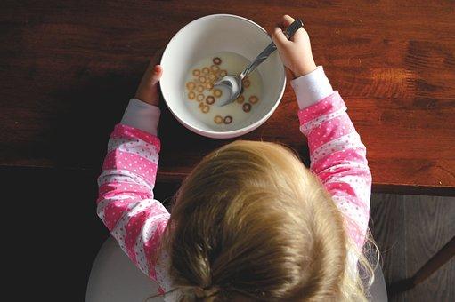 La cena dei bambini
