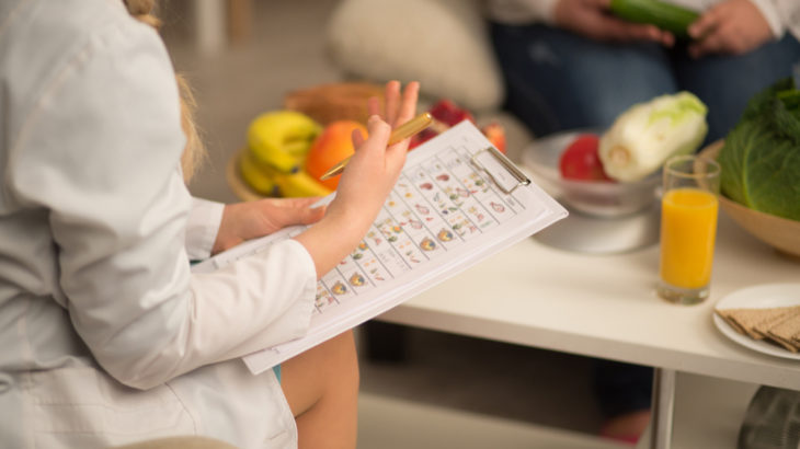 Disturbi del comportamento alimentare