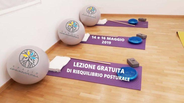 riequilibrio posturale